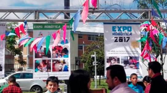Expo Robótica 2019, creciendo juntos