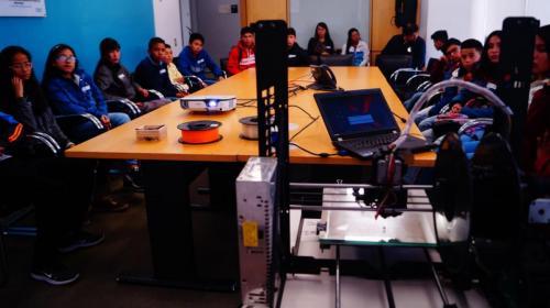 roboteando/ taller 3D 8