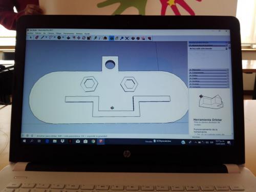 roboteando/ taller 3D 10