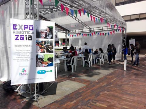 Expo robotica 4