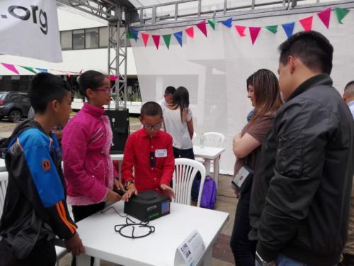 Expo robotica 10
