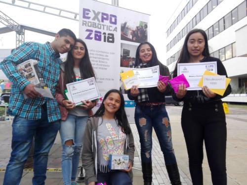 Expo robotica 22